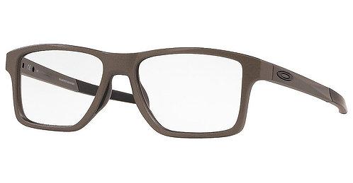 Oakley. 0x8143-0752 Satin Lead Chamfer Squared