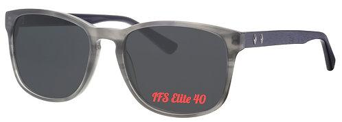 Mod 4 sunglasses Elite flex hinge  col 90 Grey/Blue