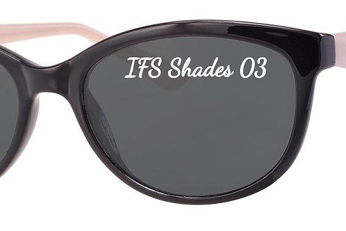 IFS 03 Mod 40 shades col 1 Black/Ivory