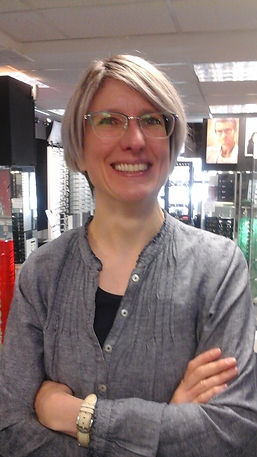 Calvin Klein specs glasses in Ilkeston Derbyshire