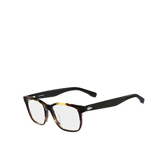 Lacoste FS14 L2748 Col 214 Havana/Olive Green arms
