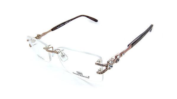 Dario Martini DM 162 Prescription Glasses_Brown (3 Gold Brown).jpg