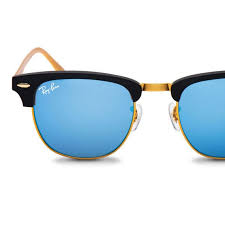 Who sells Ray-Ban prescription sunglass lenses with the logo on - we do