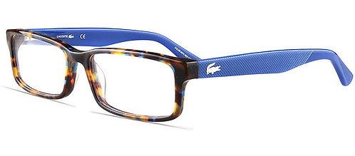 Lacoste FS17 L2685 Col 215 Havana/Blue