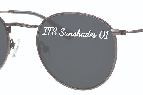 IFS 01 Mod 42 shades col 1 Gunmetal