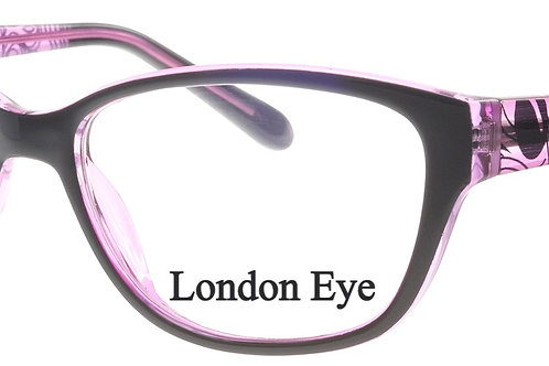 Single Vision London Eye 21 col 70 Black/Purple