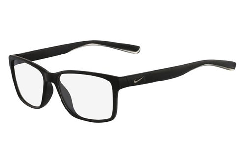 Nike 7091 Col 011 Matte Black and Crystal clear