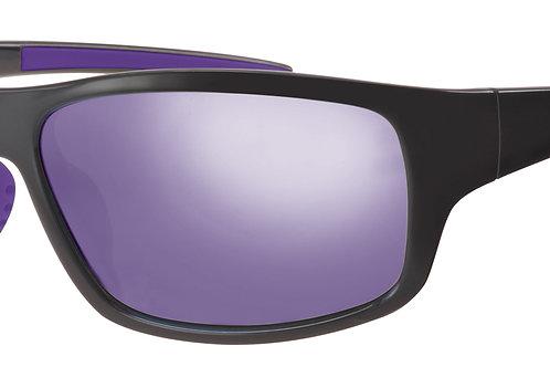 Mod  23 wrap Sunshades col 01 Black/Purple