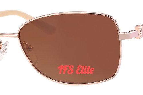 Mod 7 sunglasses Elite flex hinge col 49 Gold