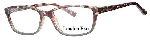 Single Vision London Eye 75 col 90 Havana/Blue