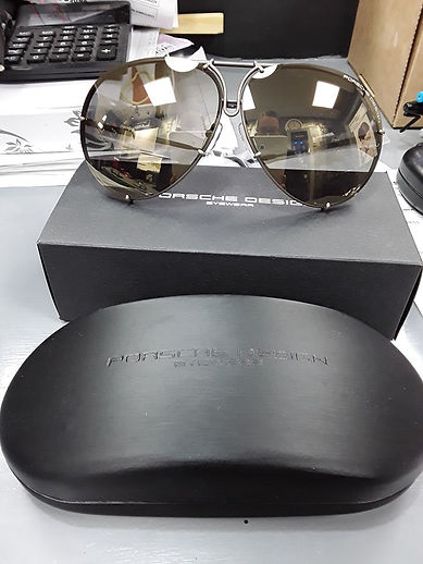 Who sells Porsche Design glasses and sunglasses in the area ? Nottingham/Derby/Leicester