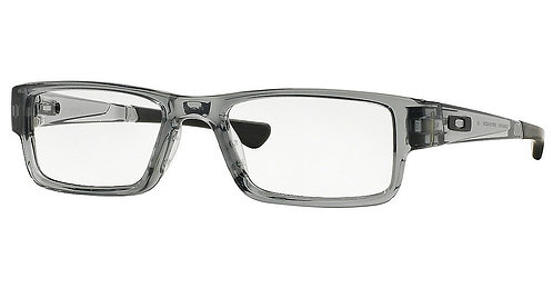 "Oakley. 0x8046-0353 Grey Shadow Airdrop black tips and ""0""'s"