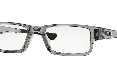 """Oakley. 0x8046-0353 Grey Shadow Airdrop black tips and """"0""""'s"""
