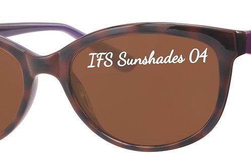 IFS 04 Mod 39 shades col 2 Havana/Purple