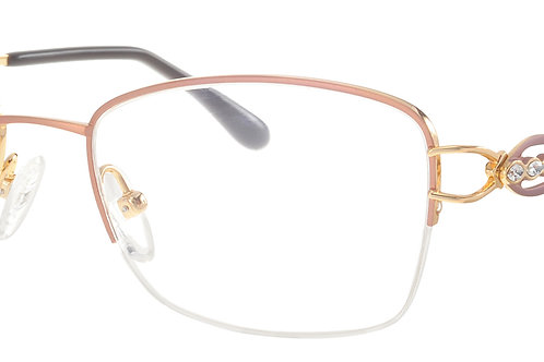 Ladies Titanium FS1 717 Col 41 Brown/Gold