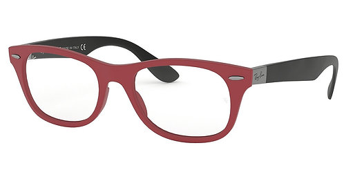 Ray Ban 7032 col 5772 Matte Red/ Black arm