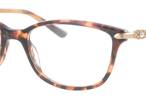 Joia J2563 Col 2 Brown Swarovski Crystal