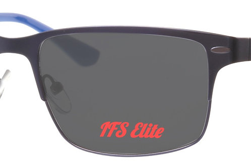 Mod 9 sunglasses Elite col 16 Navy/Gun