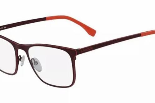 Lacoste FS6 2231 Col 033 Mid Brown/orange