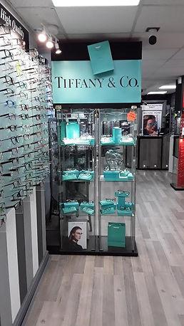 Tiffany glasses in Ilkeston Derbyshire