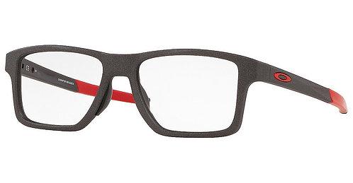 Oakley 0x8143-0852 light steel Chamfer Squared