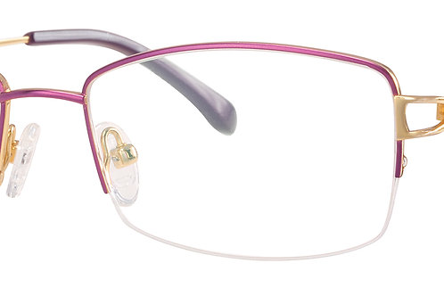 Ladies Titanium FS1 707 Col 41 Purple/Gold