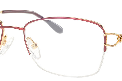 Ladies Titanium FS1 717 Col 40 Wine/Gold