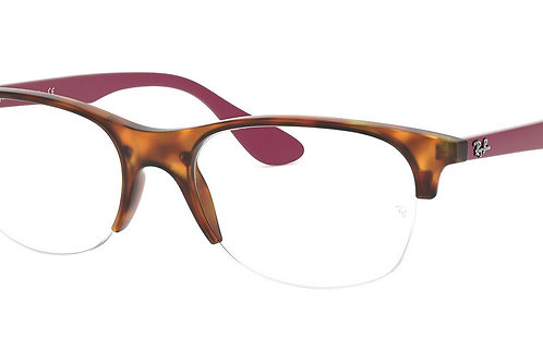 Ray Ban 4419-v col 5889 Havana front Purple Arms