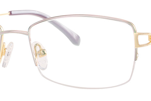 Ladies Titanium FS1 707 Col 40 Mauve/Gold