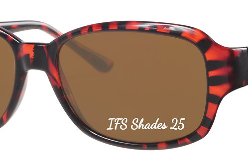 IFS 25 Mod 18 shades col 02 Havana