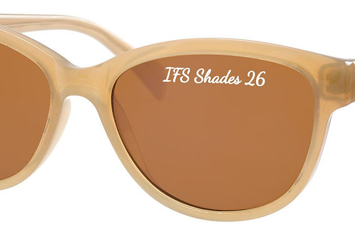 IFS 26 Mod 17 shades col 01 Light Brown