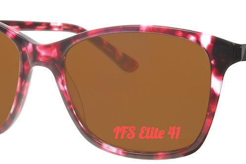 Mod 3 sunglasses Elite col 70 Purple/Mottle