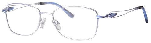 Ladies Titanium FS1 724 Col 20 Silver/Blue