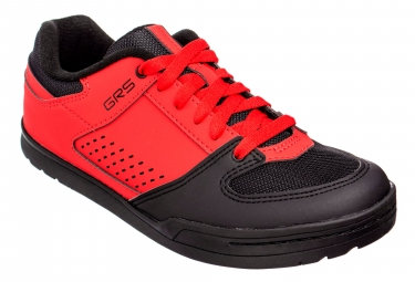 CHAUSSURE SHIMANO GP5 ROUGE HOMME