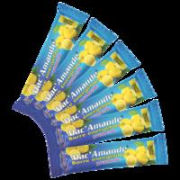 Barres Mac'Amande® - Saveur Citron Barre unitaire