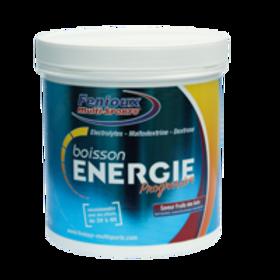 Boisson ENERGIE Progressive - Saveur Fruits des bois - Pot de 500 g