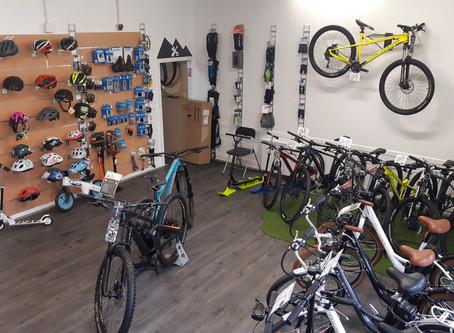 Ouverture de notre magasin Jamin Bike à Cazères