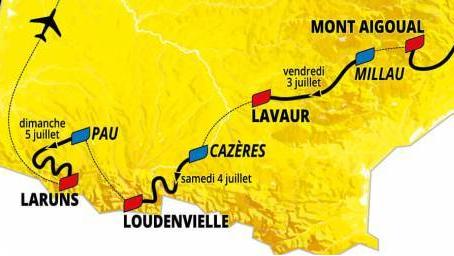 Le Tour de France 2020 à Cazères - Épisode I