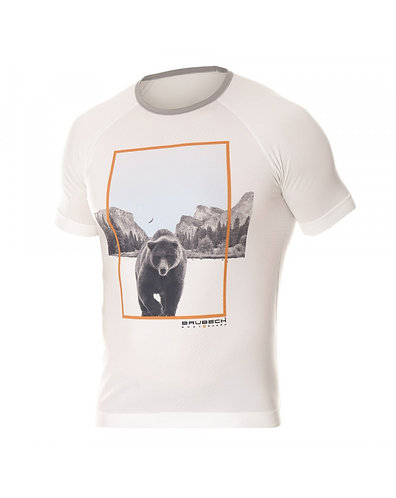 BRUBECK T-Shirt Homme CITY AIR BANC
