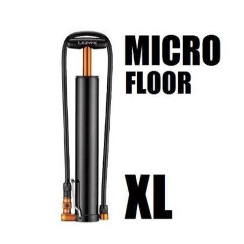 LEZYNE MICRO FLOOR - XL