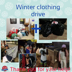 Winter Clothing Drive 2019