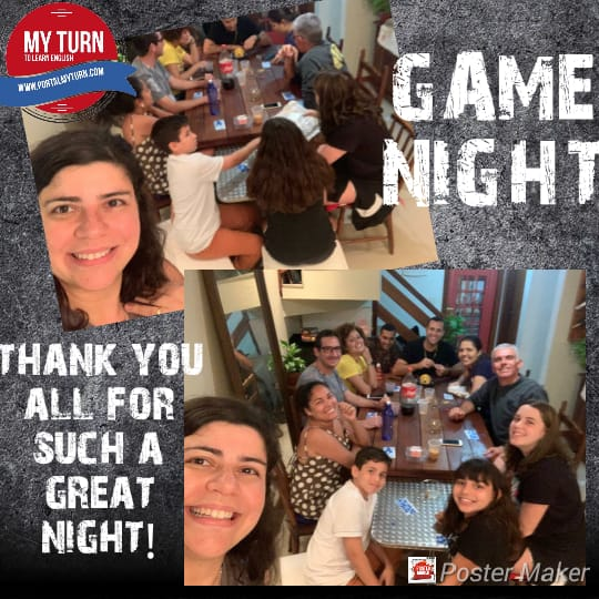 Game night Sep022019