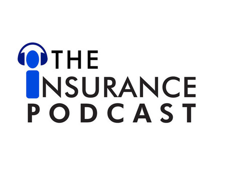 Interview on Insurance Podcast now available