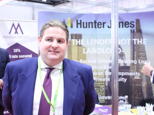 HUNTER JONES RETURNS TO NATIONAL LANDLORD INVESTMENT SHOW