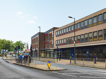 New Apartment Development on schedule for completion in Doncaster Town Centre