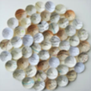 Helen Burgess paper collection walkscapes bath
