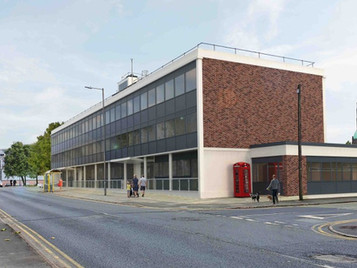 Plans for former HMRC office on College Street approved