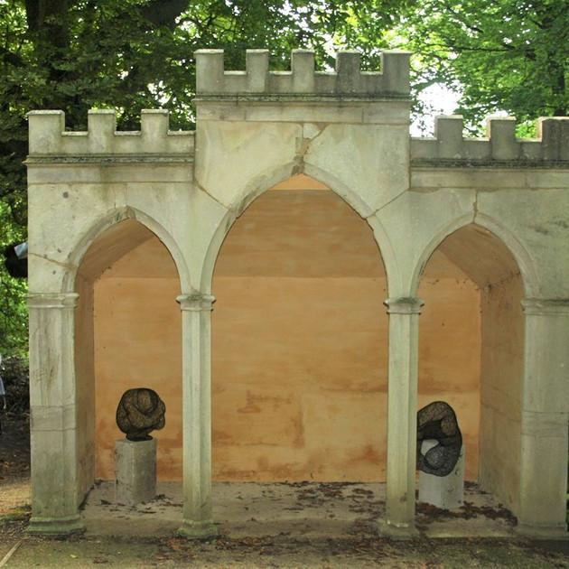 Painswick Rococo Garden 1/2