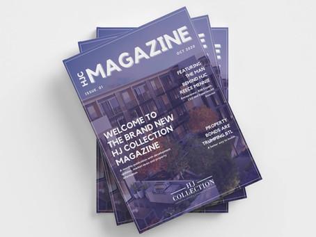 HJC Magazine Issue 01