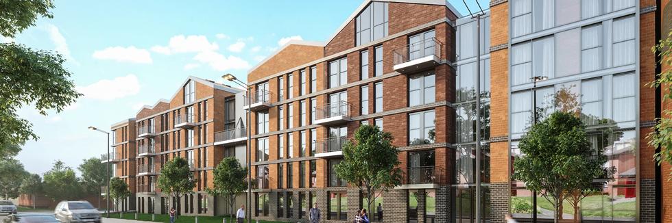Arden Gate in Birmingham - Buy to Let